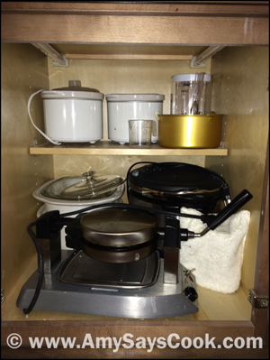 Some of my Cooking Appliances