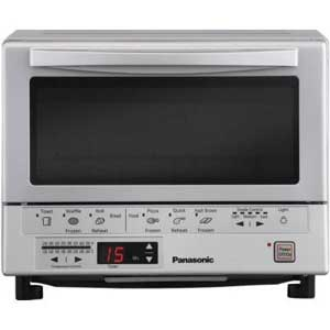 Panasonic NB-G110P Toaster Oven Review